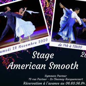 American smooth – 28 novembre 2020