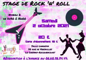 Rock 2 du 2 oct 2021