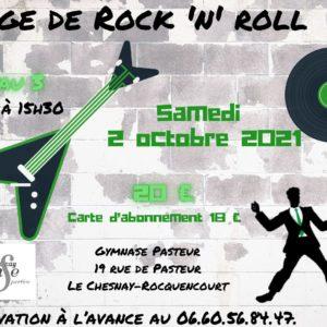 STAGE ROCK 3 – 2 OCTOBRE 2021